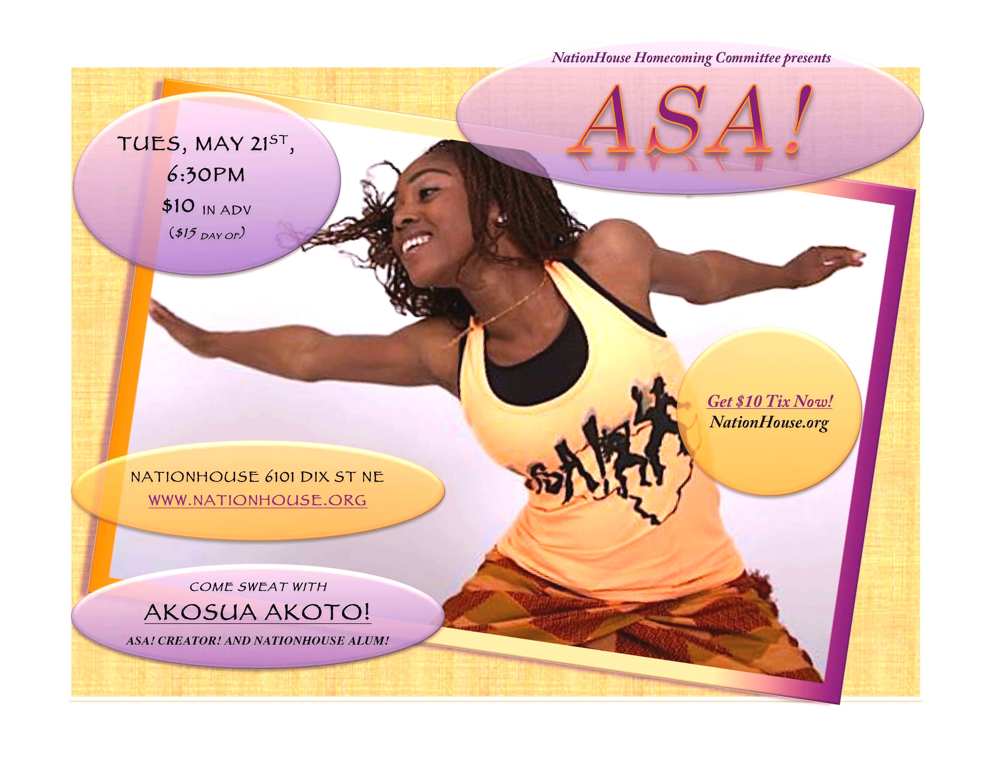 ASA flyer